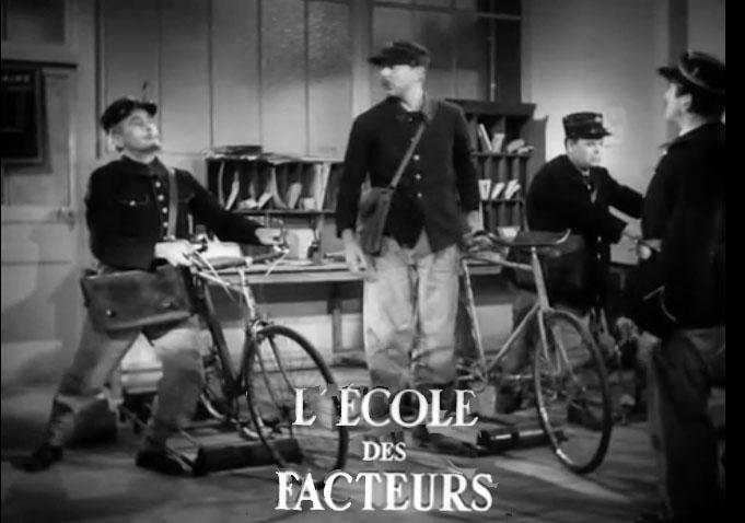 L'Ecole des Facteurs 1947 film