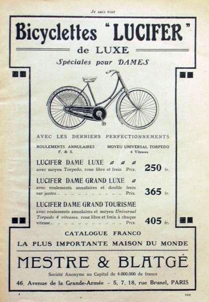 1913 Mestre & Blatge