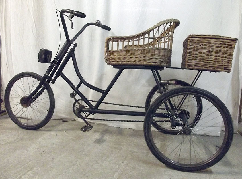 1922 Tricycle Monet-Goyon 88
