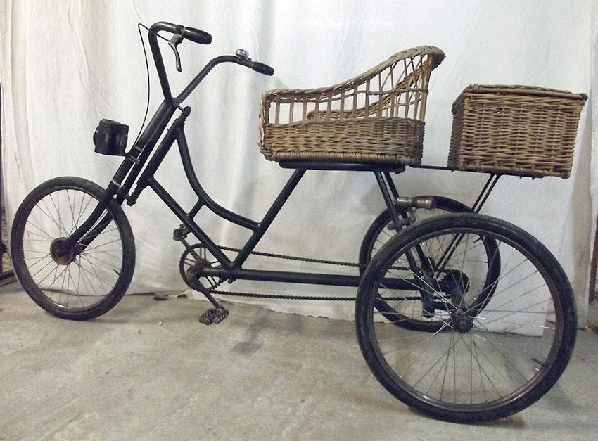 1922 Tricycle Monet-Goyon 88