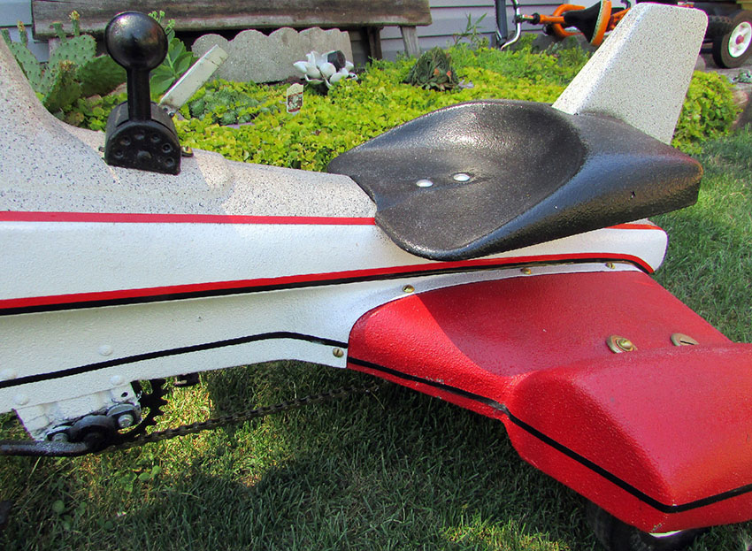 1950s Murray Rocket Ship Tricycle 55 The Online Bicycle