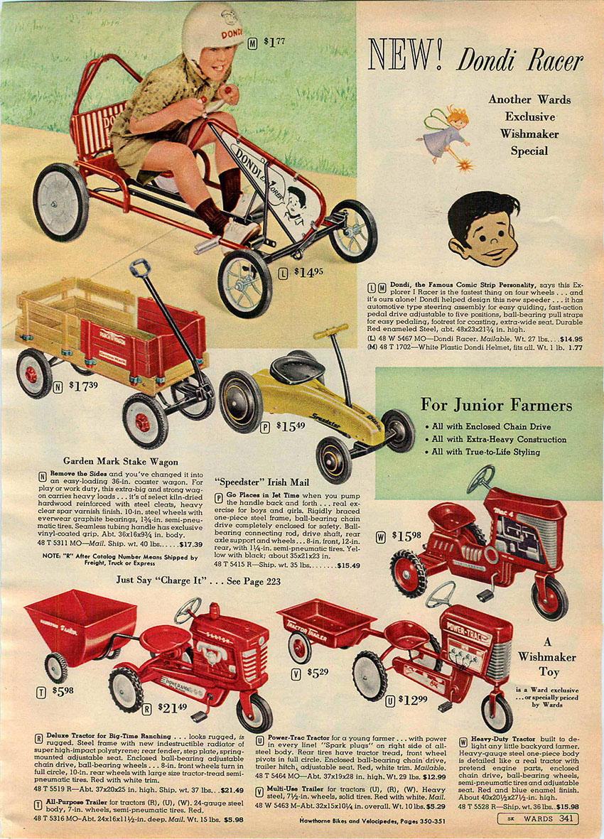 1959 Garton Irish Mail Chain Drive Speedster The