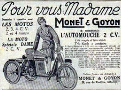 Monet-Goyon-1921c-Tricycle-advert