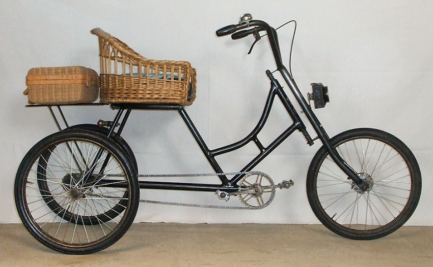 Tricycle Monet-Goyon 1920