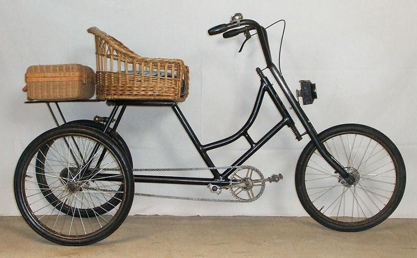 Tricycle Monet-Goyon 1920