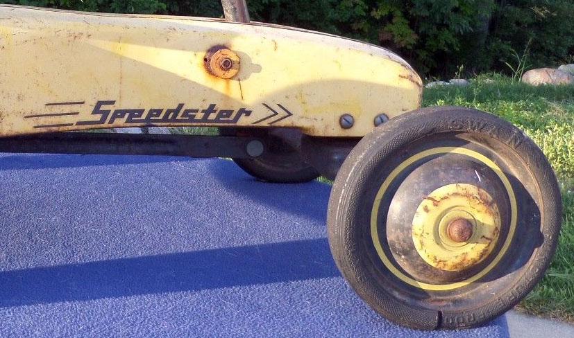 garston speedster