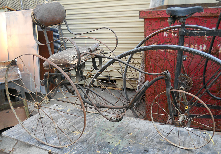 1890s Tiller Tricycle 05