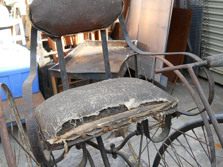 1890s tiller tricycle 40