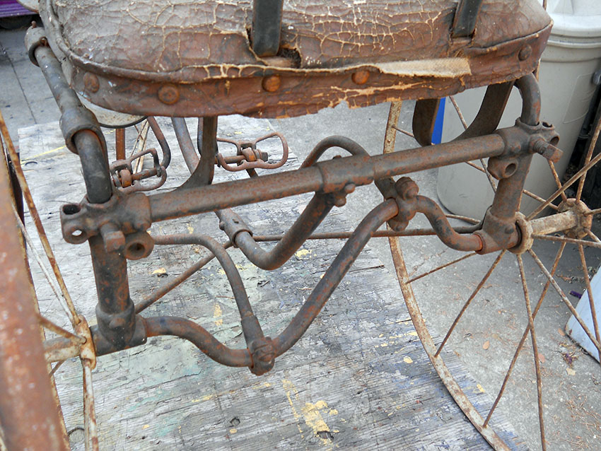 1890s tiller tricycle 45
