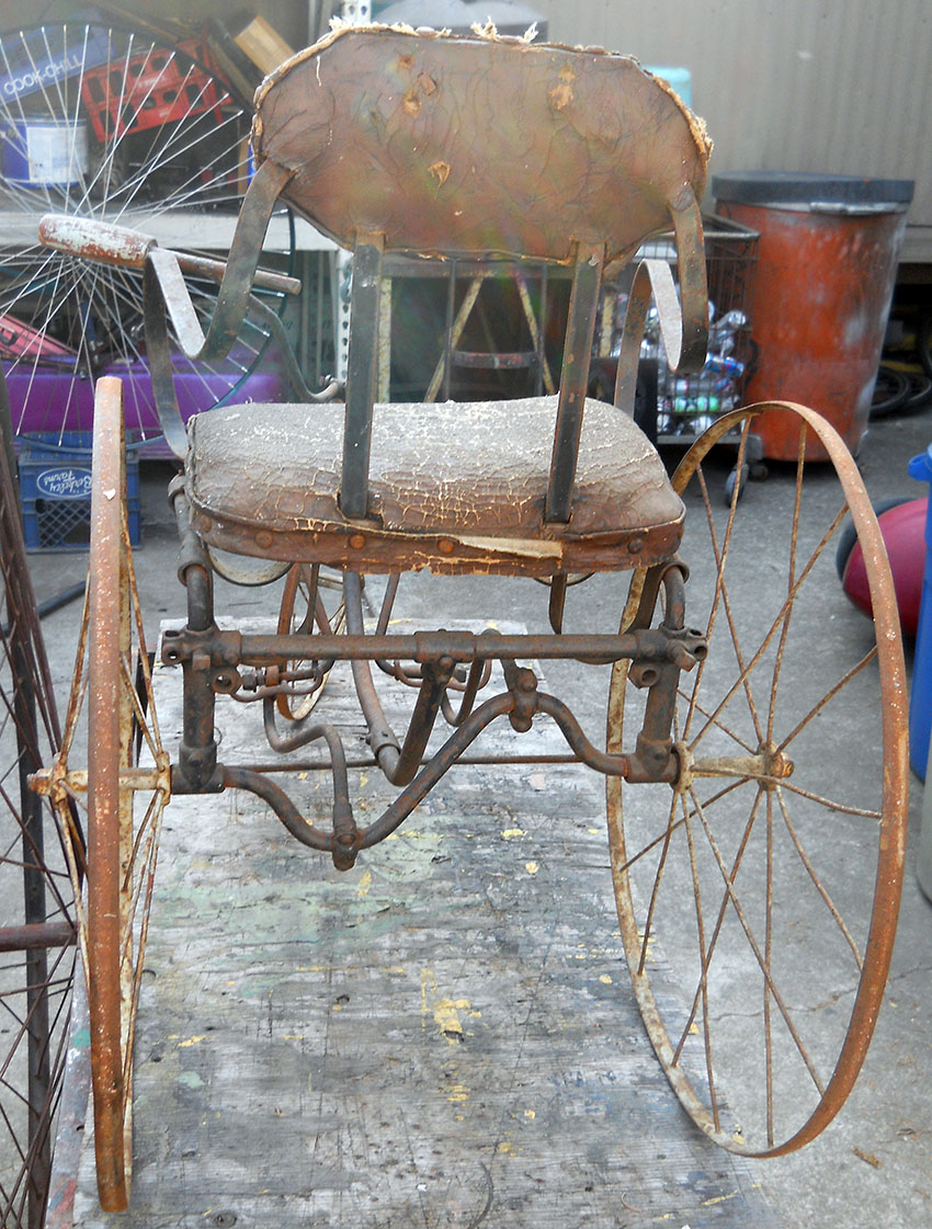 1890s tiller tricycle 88