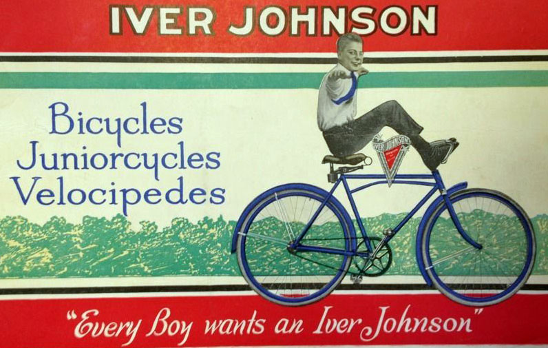 1929 Iver Johnson Velocipede Tricycle 8