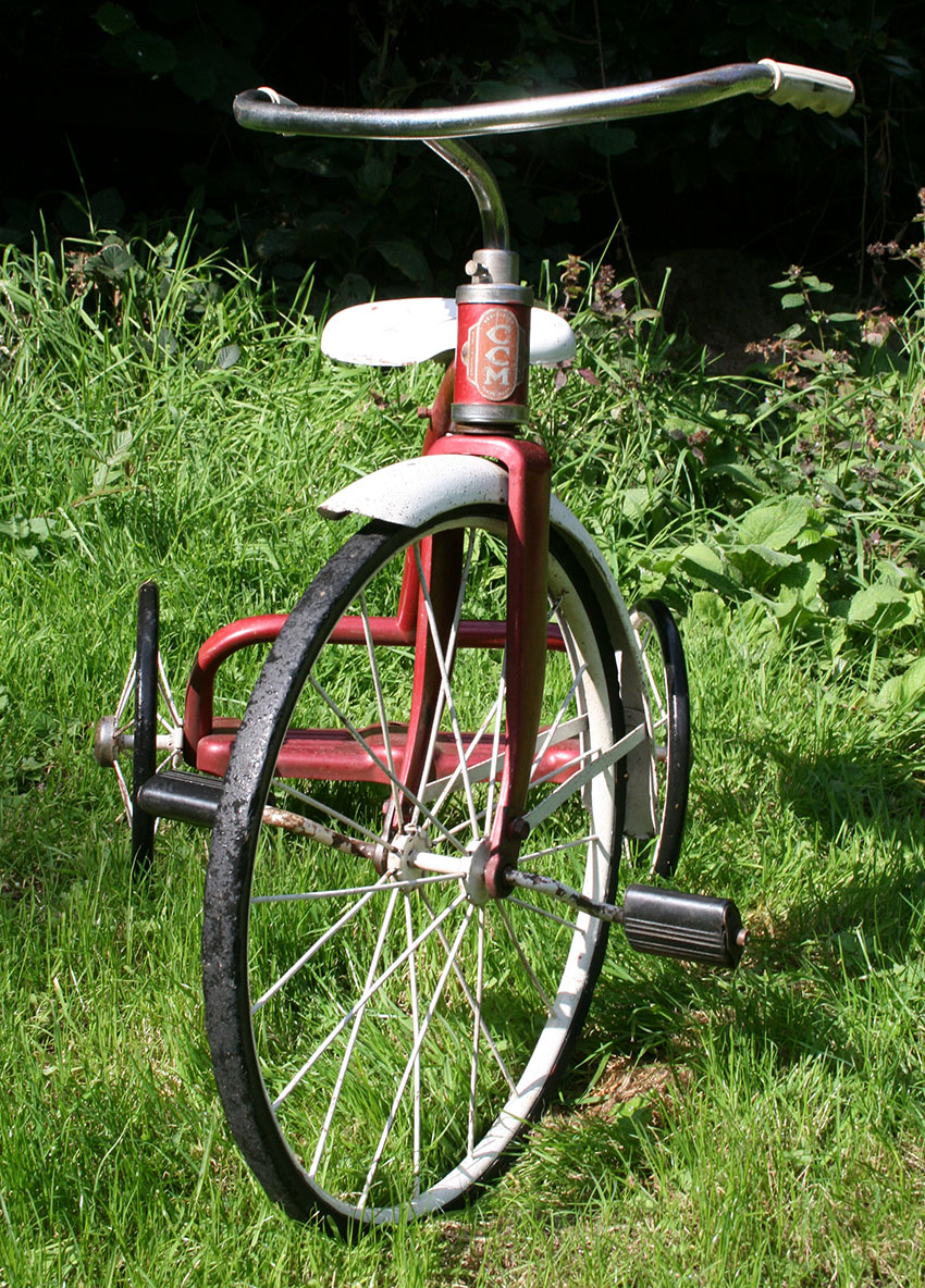 1930s CCM Tricycle 05