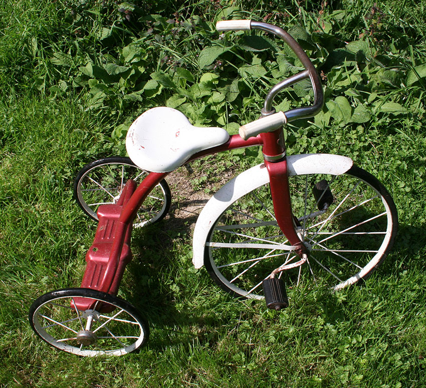 1940s Tricycle Pictures To Pin On Pinterest Pinsdaddy