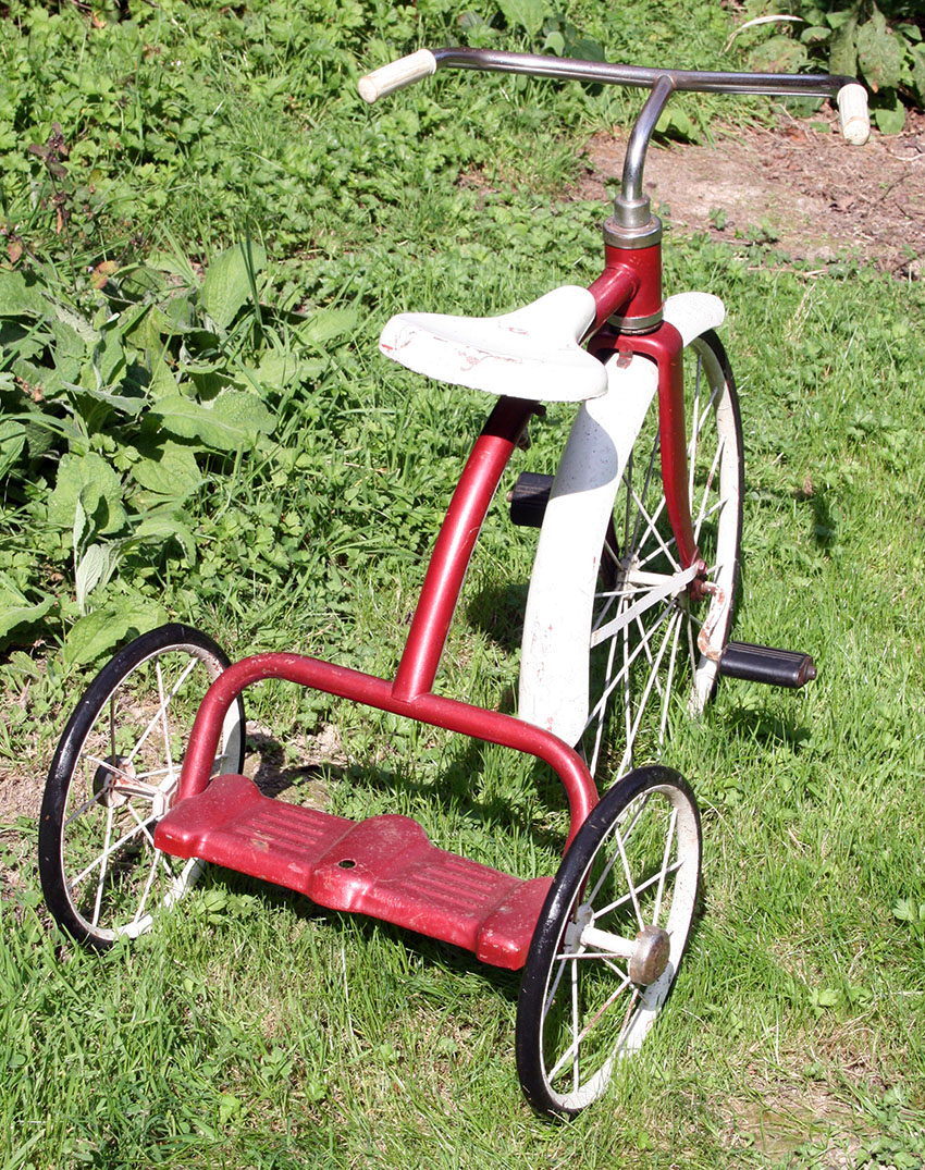 1940s Ccm Velocipede Tricycle The Online Bicycle Museum