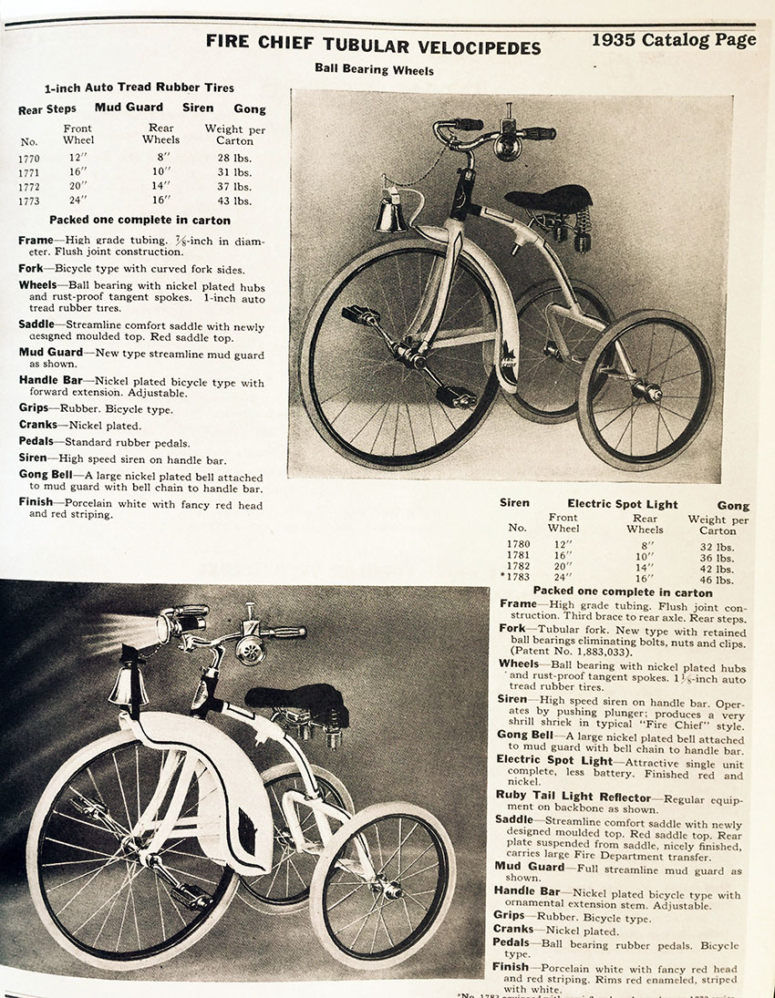 1936-fire-chief-velocipede-tricycle copy
