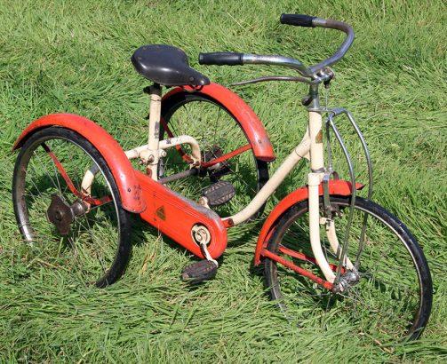 1948 Triang Trike 05