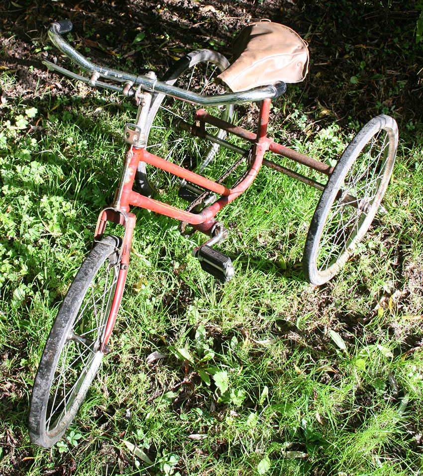 1949 TRIUMPH TRICYCLE 20