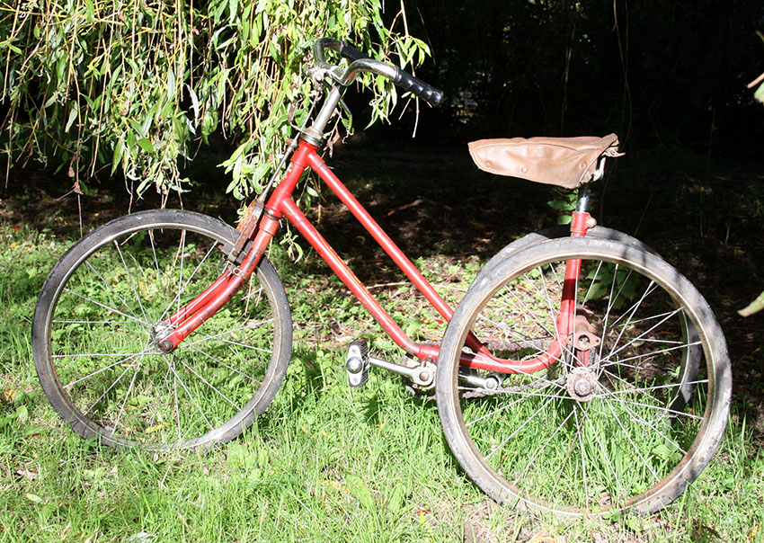 1949 TRIUMPH TRICYCLE 30