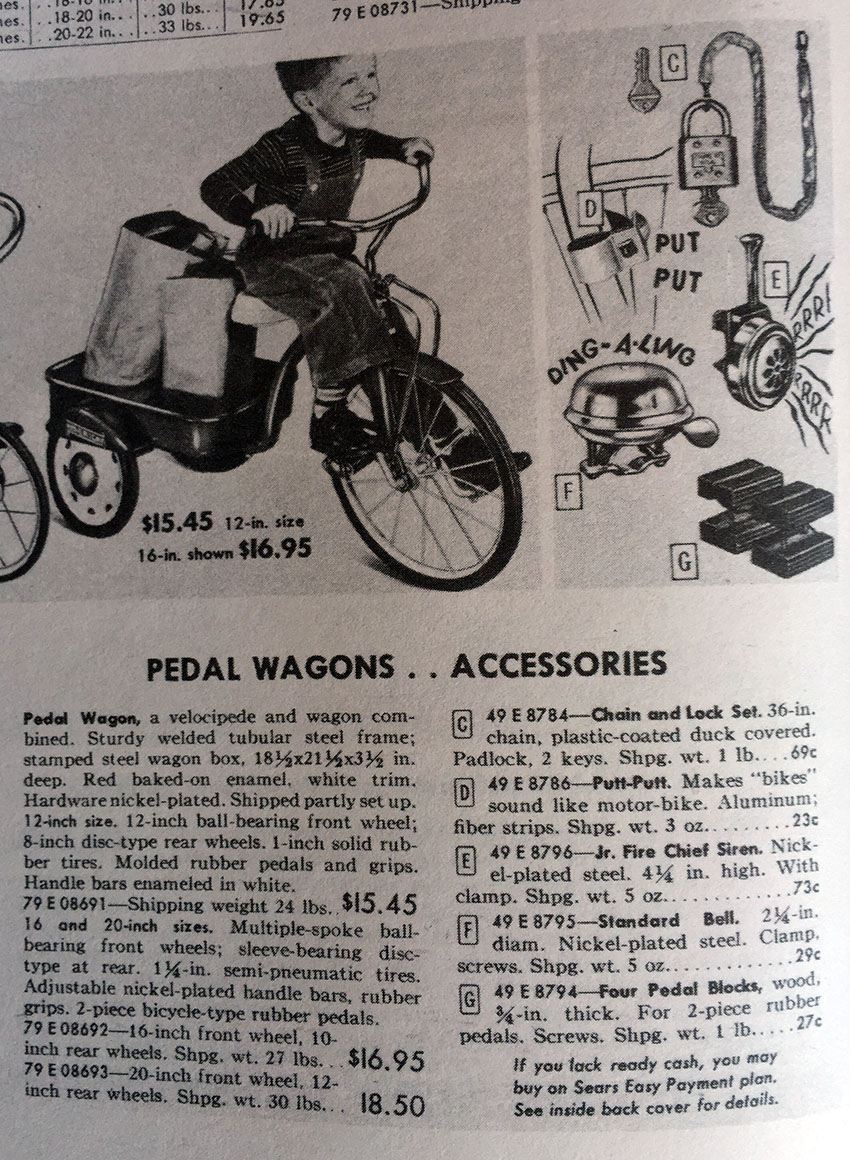 1950s Hettrick Pedalwagon 10