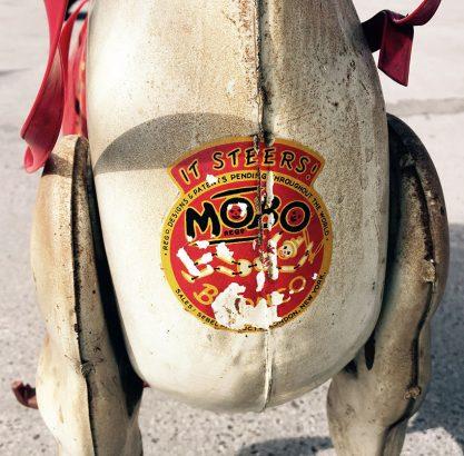 1950s MOBO BRONCO HORSE 05