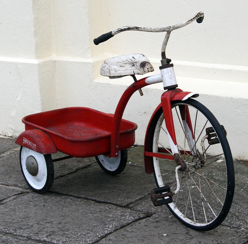 1952 Hettrick American Pedal Wagon 05