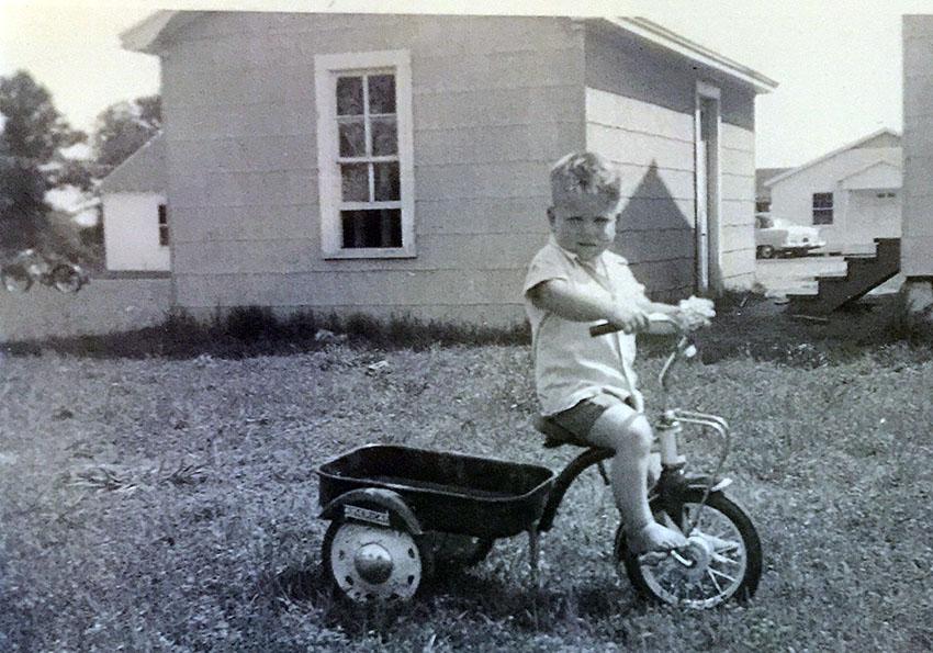 1952 Hettrick American Pedal Wagon 07