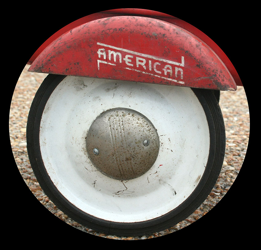 1952 Hettrick American Pedal Wagon 09