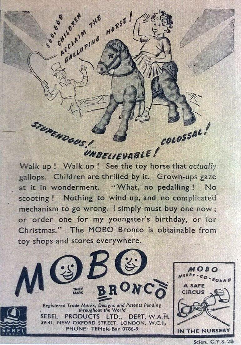 MOBO BRONCO