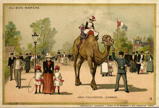 1897 velo dame au bon marche paris the online bicycle for Au garage a velo paris
