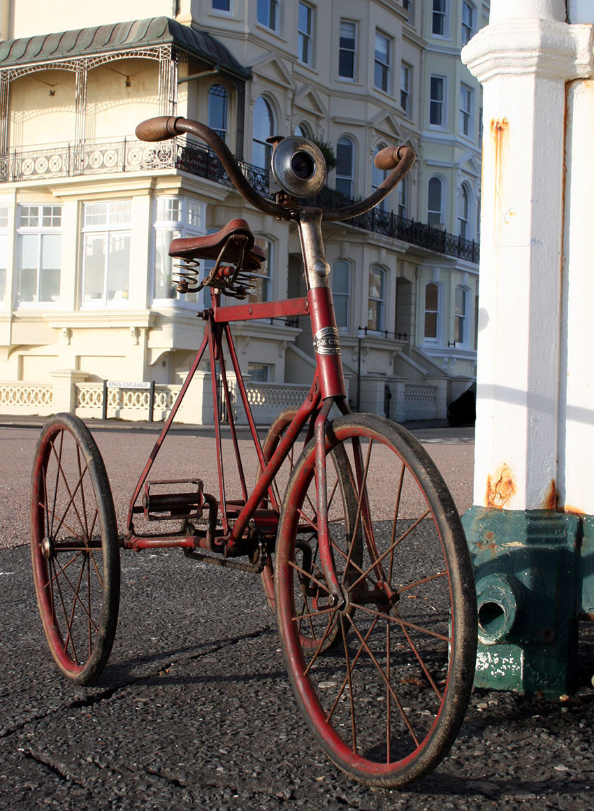 1910 Collier Keyworth CK Cycle 20