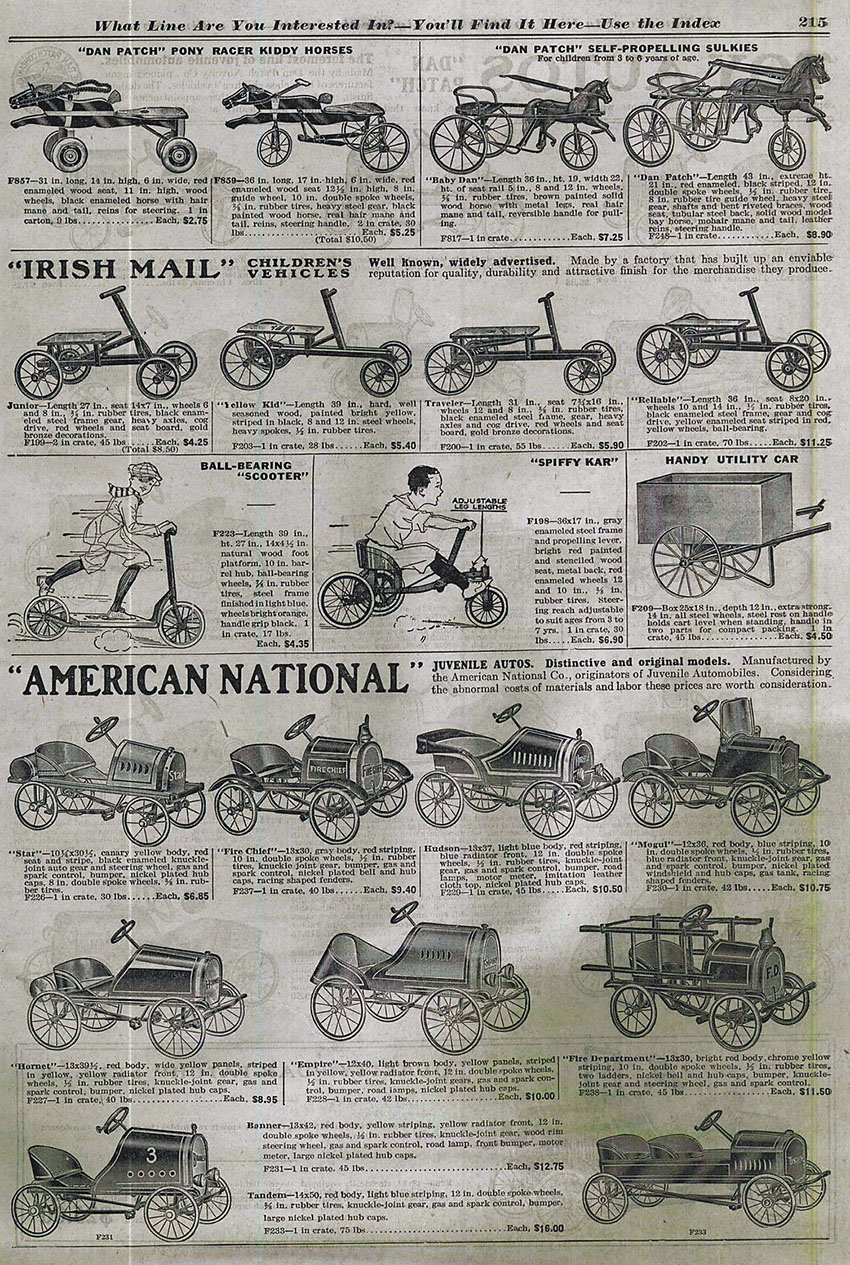 1921 american national ad