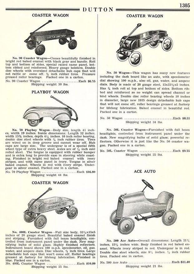 1936 playboy wagon
