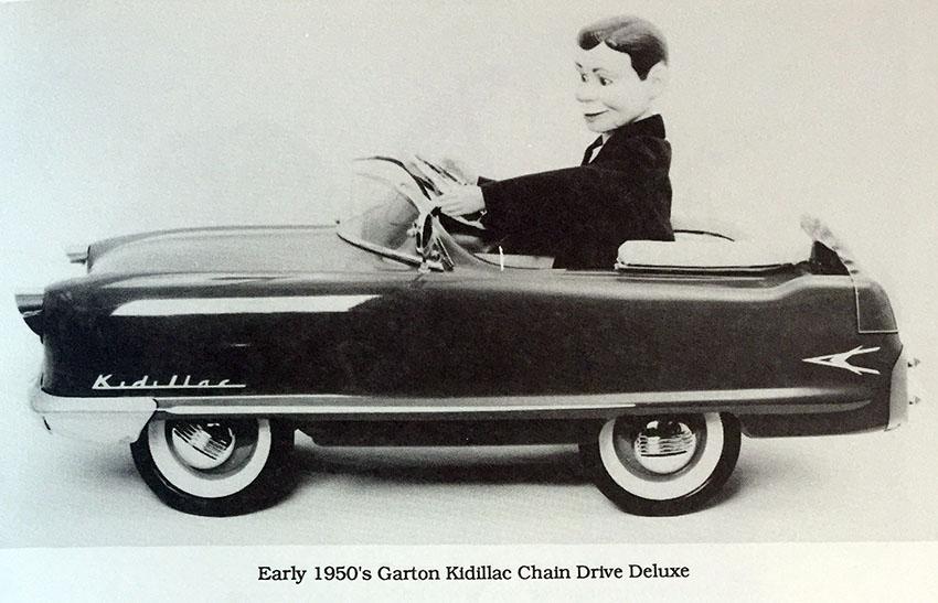 1953 Garton Kidillac 81
