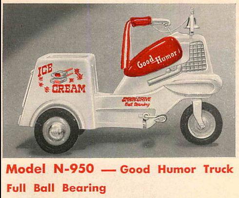 1956 Murray Good Humor Ice Cream Truck 06