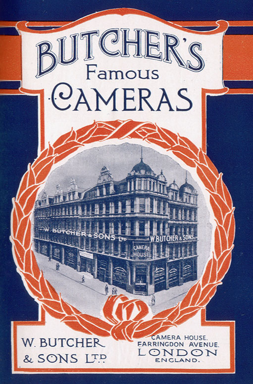 w butcher & son camera house farringdon rd london