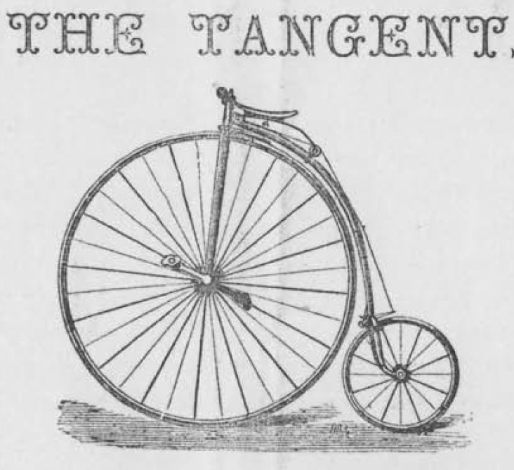 1878 haynes jefferis Tangent 1