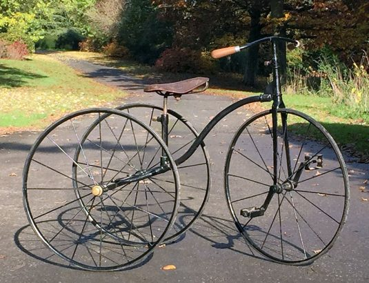 1900 Hughes Large Juvenile Tricycle 05