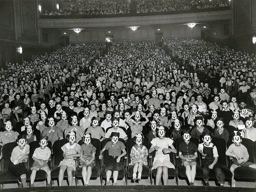 1930 MICKEY MOUSE CLUB