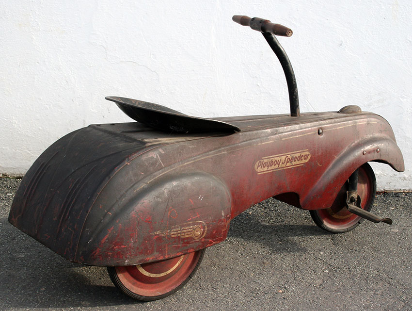 1937 playboy speedcar 88