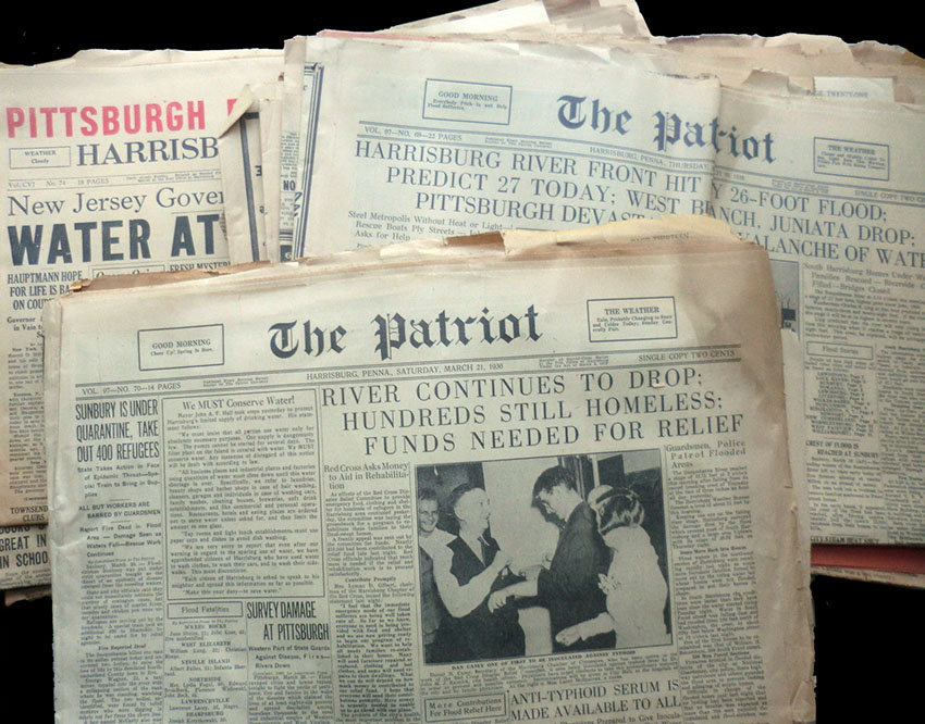The Patriot The Evening News 2