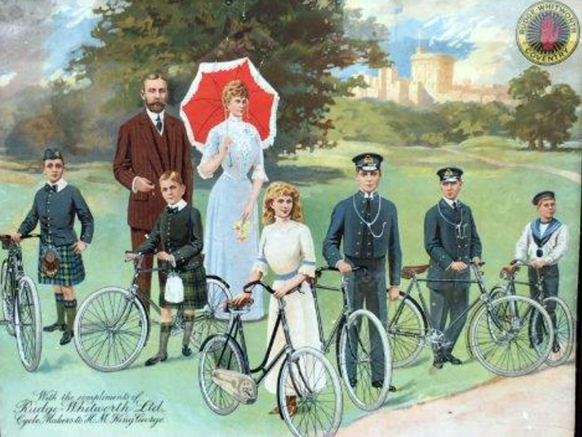 rudge whitworth royal family