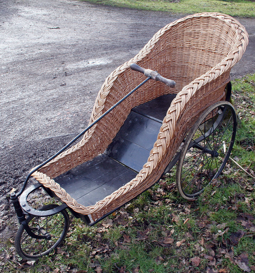 C1900 Bath Chair William Howes Of Norwich The Online