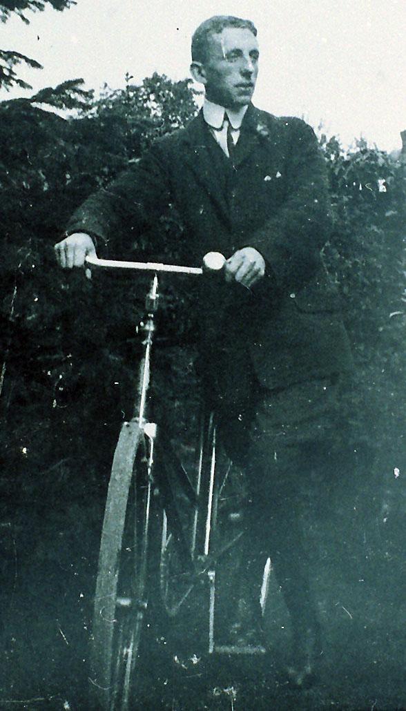 1906 royal enfield girder