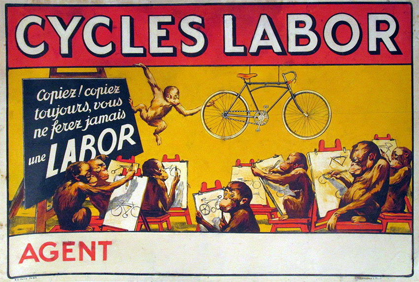 1910s labor advert