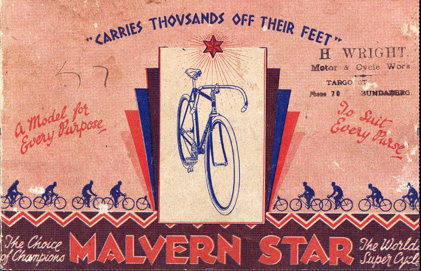 1947 malvern star