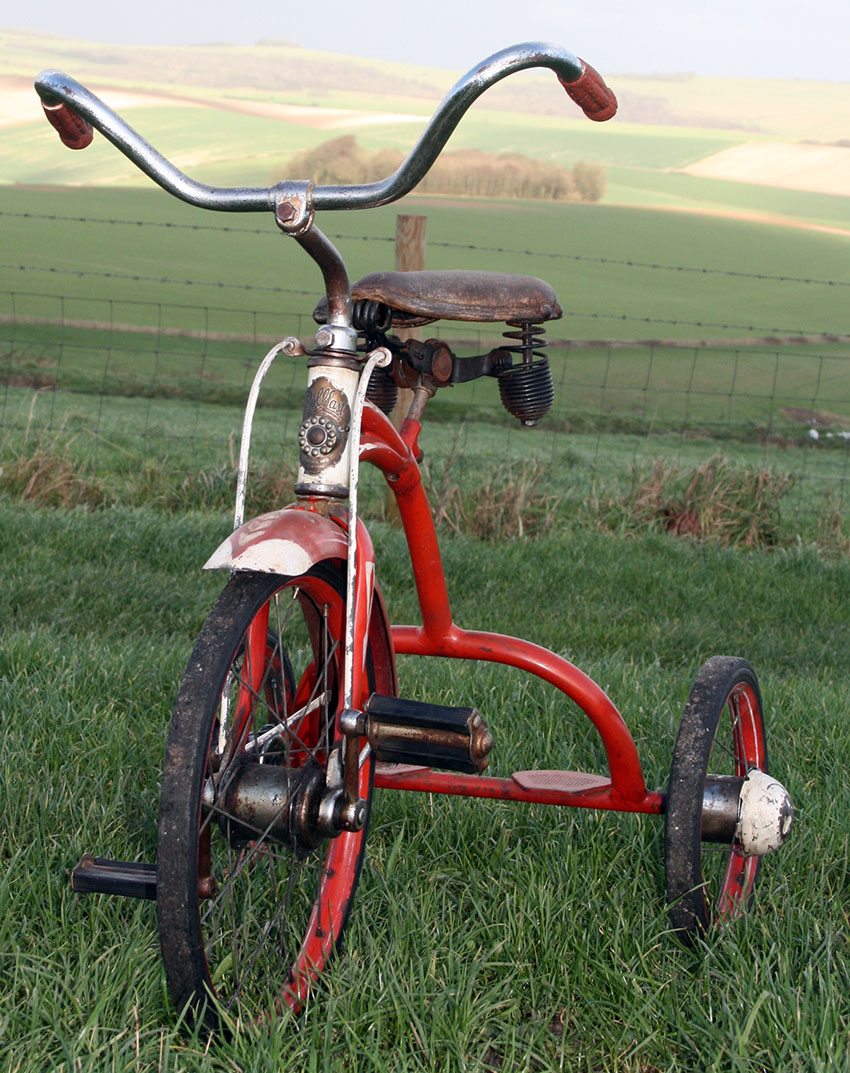 ROLLFAST TRICYCLE