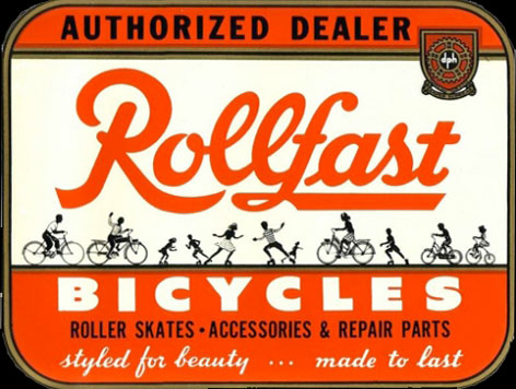 ROLLFAST TRICYCLES