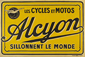 1900-1905 Alcyon with Rear Foot Brake 1
