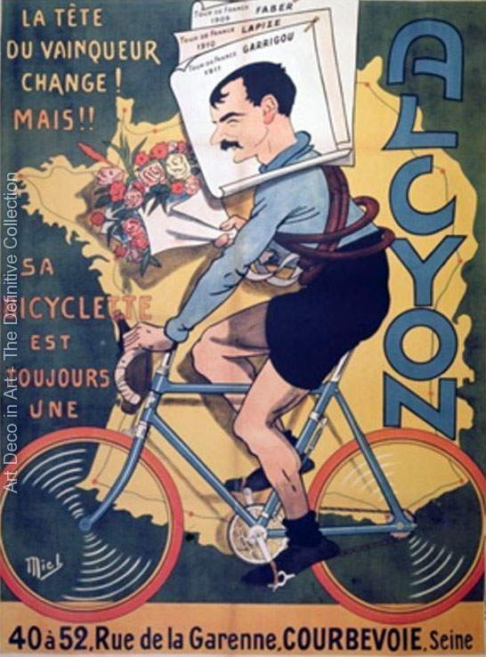 1900-1905 Alcyon with Rear Foot Brake 12