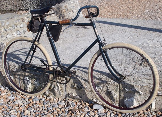 1909 Alcyon Foot Brake 05